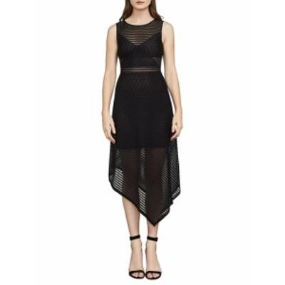 BCBG マックスアズリア レディース ワンピース Leona Asymmetrical Dress