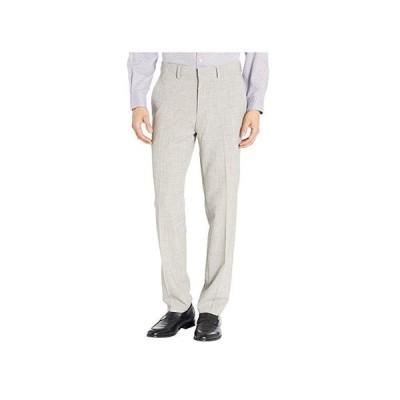 ケネスコール Stretch Flannel Slim Fit Flat Front Dress Pants メンズ パンツ ズボン Heather Grey