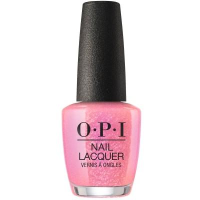 OPI オーピーアイ NL-SR3 ShesaPrismaniac(シーズ ア プリズマニアック) 15ml ピンク パール ペディキュア 夏ネイル 夏カラー