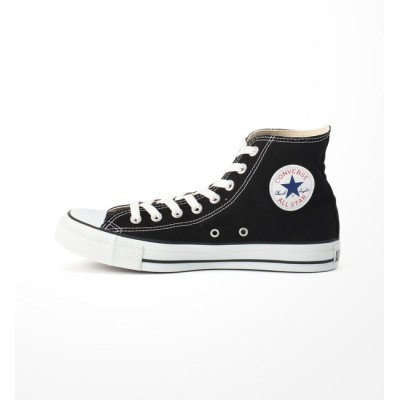【ビショップ/Bshop】 【CONVERSE】Canvas All Star HI BLK MEN