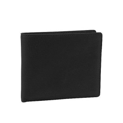 財布 アスグッドマーリー Osgoode Marley Cashmere Men's Pass Case Wallet Black 1502-BLK