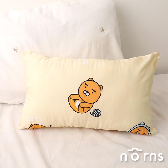 Kakao Friends天絲午安枕 Ryan- Norns 正版授權 Tencel小枕頭 靠墊 抱枕 萊恩