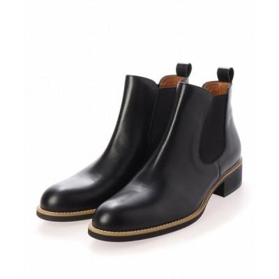 ブーツ サイドゴアショートブーツ/4356【日本製】大きいサイズ&小さいサイズ