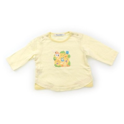 ファミリア familiar Tシャツ・カットソー 70サイズ 女の子 子供服 ベビー服 キッズ