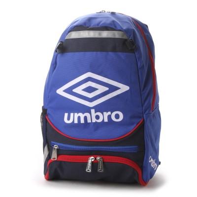 アンブロ UMBRO サッカーバッグ Jr.フットボールバックパック UJS1635J (ブルー)