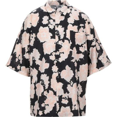 アレキサンダー マックイーン McQ Alexander McQueen メンズ シャツ トップス patterned shirt Pink