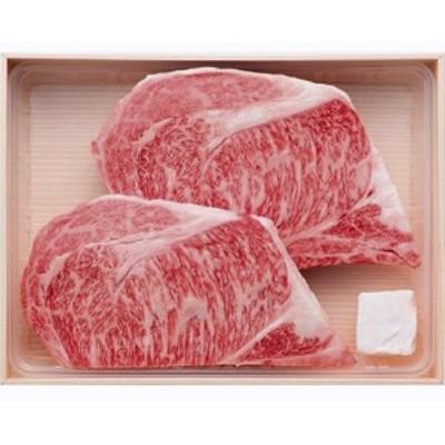 【BIG SALEクーポン対象】ロースステーキ用2枚ステーキ 肉/RST36-150MA ギフト対応 贈り物 内祝 お祝い プレゼント