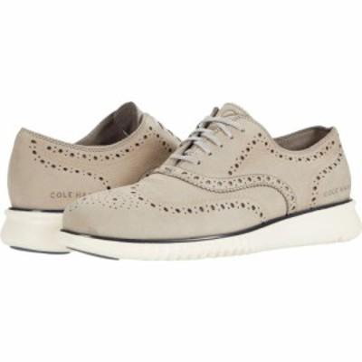コールハーン Cole Haan メンズ 革靴・ビジネスシューズ ウイングチップ シューズ・靴 Zerogrand Wing Tip Oxford CH Masonry/Ivory