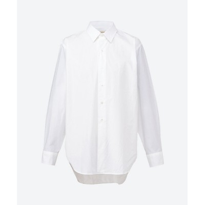 <HEUGN (Men)/ユーゲン> カジュアルシャツ ホワイト【三越伊勢丹/公式】