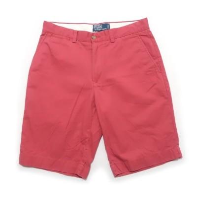 ポロラルフローレン チノショーツ ピンク サイズ表記:W30