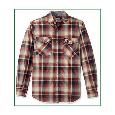 Carhartt メンズ Rugged Flex Bozeman 長袖シャツ US サイズ: 3X-Large カラー: ブルー