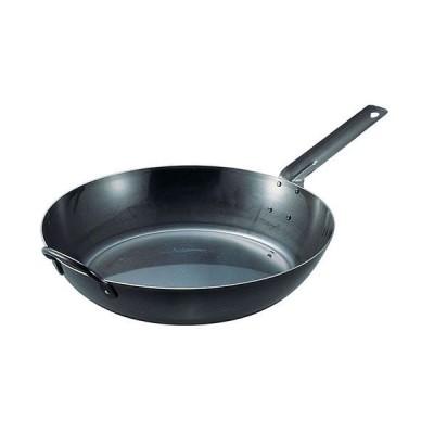 SA鉄黒皮オーブン用厚板フライパン 28cm (AHL94028)