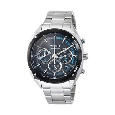 [セイコーウォッチ] 腕時計 ワイアード SOLIDITY AGAW443 シルバー