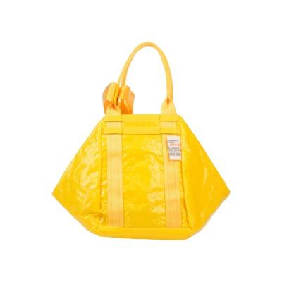 ディーゼル DIESEL ハンドバッグ イエロー ポリエチレン 70% / ナイロン 20% / ポリウレタン 10% ハンドバッグ