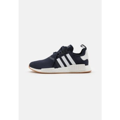 アディダス メンズ 靴 シューズ NMD R1 UNISEX - Trainers - collegiate navy/footwear white
