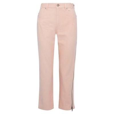 3.1 PHILLIP LIM ジーンズ  レディースファッション  ボトムス  ジーンズ、デニム ライトピンク