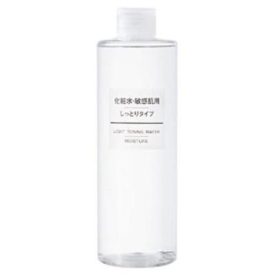 無印良品 化粧水・敏感肌用・しっとりタイプ(大容量) 400ml 良品計画 CD21