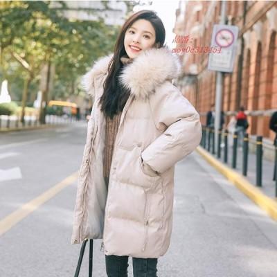 レディース ロング丈コート 中綿ジャケット 上着 カジュアル 防寒 OL 通勤 通学 学生希少 防風 暖かい 上質コート アウター