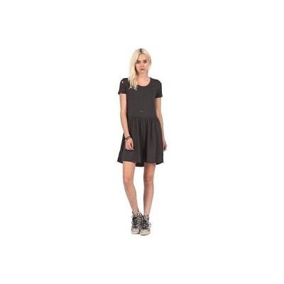 ボルコム ドレス ワンピース VOLCOM JUNIORS COWL ME ドレス サイズ スモール code 25-3 RP 39.50