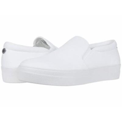 スティーブ マデン レディース スニーカー シューズ Gills-C Sneaker White