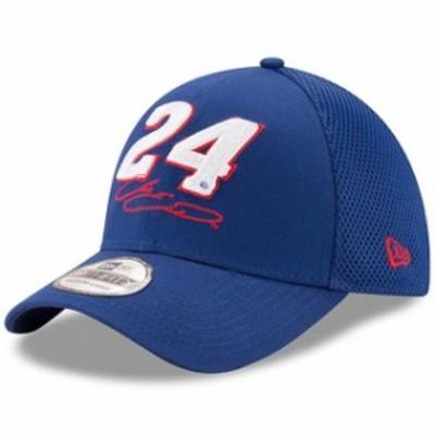 New Era ニュー エラ スポーツ用品  New Era Chase Elliott Royal NAPA Racing Mega Team Neo 39THIRTY Flex Hat