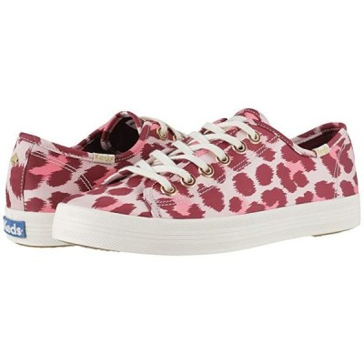 Keds x kate spade new york Kickstart Satin レディース スニーカー Pink Multi