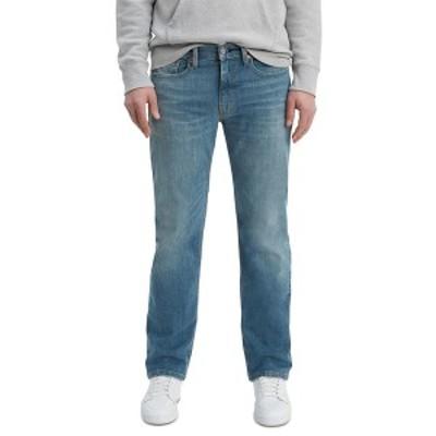 リーバイス メンズ デニムパンツ ボトムス Levi's® Flex Men's 514 Straight-Fit Jeans Sultan