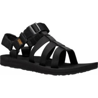 テバ Teva レディース サンダル・ミュール スポーツサンダル シューズ・靴 Original Dorado Sport Sandal Black Textile