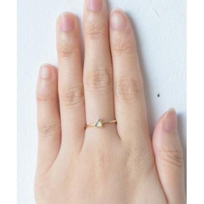 指輪 【K10】ネイチャー リング