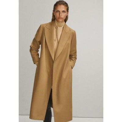 マッシモ ドゥッティ コート レディース アウター Classic coat - beige