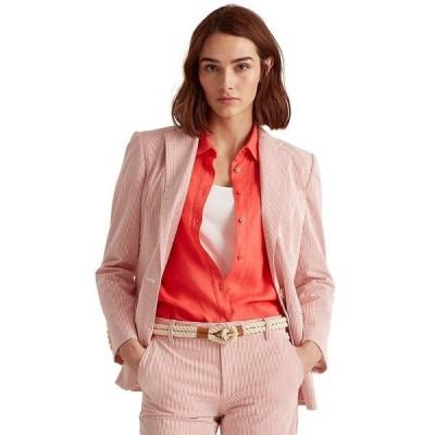 ラルフローレン ジャケット&ブルゾン アウター メンズ Menswear-Inspired Blazer Hbscs/wht