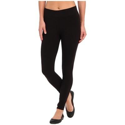 ヒュー カジュアルパンツ レディース Ultra Leggings w/ Wide Waistband Black