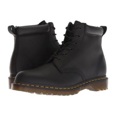 ドクターマーチン Dr. Martens レディース ブーツ シューズ・靴 939 Ben Six-Eye Core Black Greasy