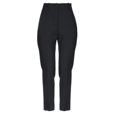 SLOWEAR パンツ ブラック 38 バージンウール 97% / ポリウレタン 3% パンツ