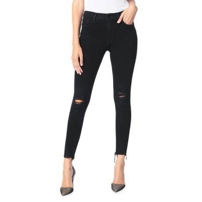 ジョーズジーンズ レディース デニムパンツ ボトムス The Charlie Ankle Skinny Jeans w/ Raw Hem
