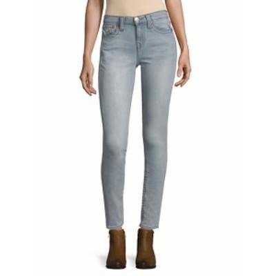 トゥルー リリジョン レディース パンツ デニム Skinny Flap Jeans