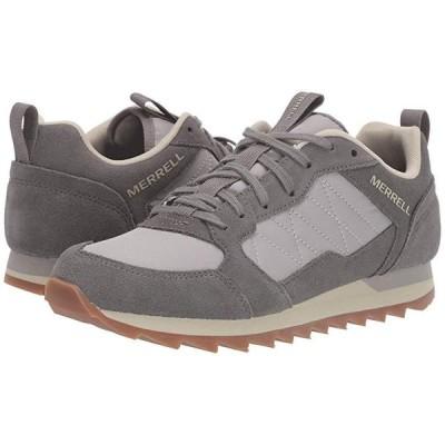 メレル Alpine Sneaker レディース スニーカー シューズ 靴 Charcoal/Paloma