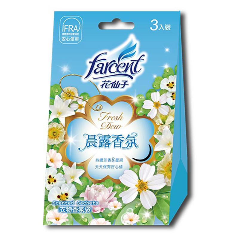 花仙子衣物香氛袋-晨露香氛