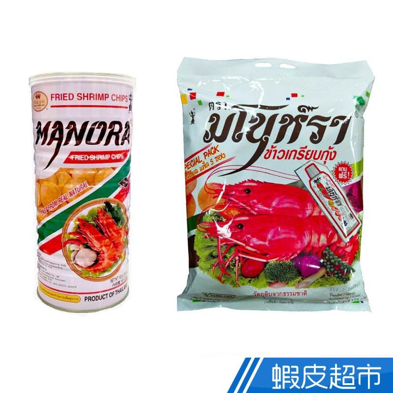 泰國 瑪努拉蝦 罐裝100g/特大包175g 泰國伴手禮 泰國必買 東南亞零食  現貨 蝦皮直送