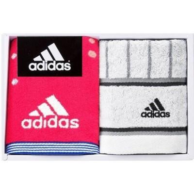 adidas『アディダス アストラルギフト タオルチーフ2P(ピンク)  AD-1071P』内祝 快気祝 お返し 景品 粗品 プレゼント 賞品 ギフトにもおすすめ!