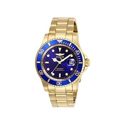 アメリカ直輸入品Invicta Men's 26974 Pro Diver Quartz 3 Hand Blue Dial Watch送料込み!