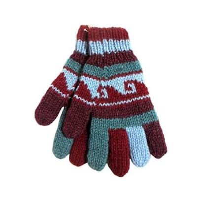 5本指メンズエスニック手袋 エスニック衣料雑貨