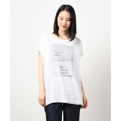 tシャツ Tシャツ サーフプリント3DTシャツ(1R15-L511008)