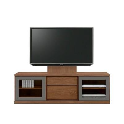 Asaシリーズ_160TVボード+壁掛けパネルセット H45(WN)
