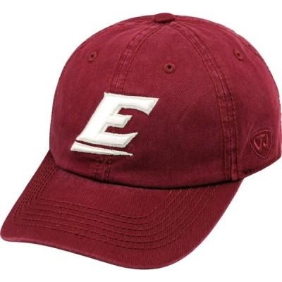 メンズ スポーツリーグ アメリカ大学スポーツ top of the world men's eastern kentucky colonels maroon crew adjustable hat 帽子