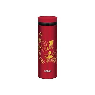 サーモス 日本製 水筒 真空断熱ケータイマグ 0.5L 扇 JNY-501 OGI