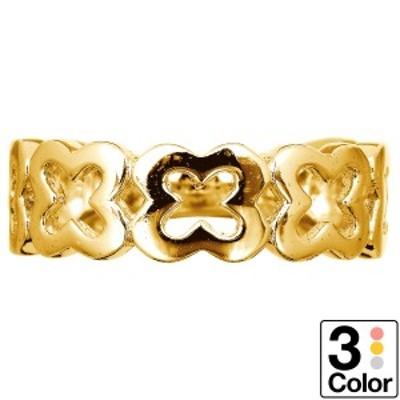 地金 リング k10 イエローゴールド ホワイトゴールド ピンクゴールド ファッションリング 【レビューを書いてポイント+1%】 品質保証書