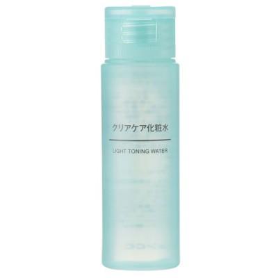 無印良品 クリアケア化粧水(携帯用) 50ml 02124229 良品計画