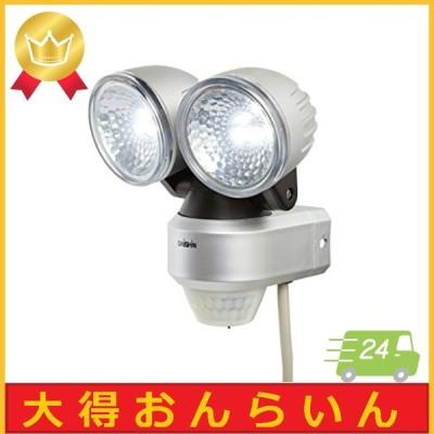 DAISHIN 高輝度LEDセンサーライト 2灯 DLA-4T200
