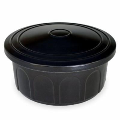 【CENTE】有田焼 遠赤セラミックス ご飯用保存容器 おひつ君(約1500cc)